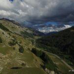 In volo sopra Argentera, Valle Stura