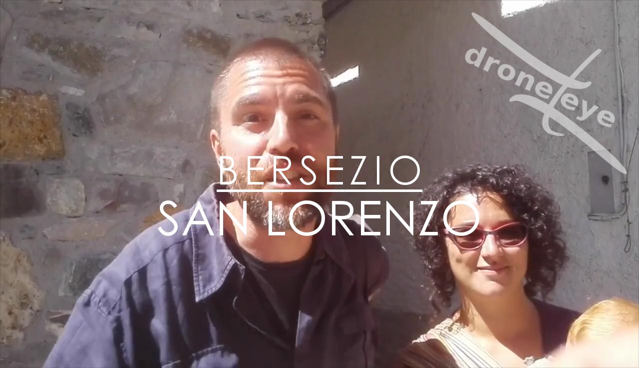 Bersezio: San Lorenzo 2016