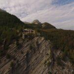 Roche Lacroix, Valle dell'Ubaye