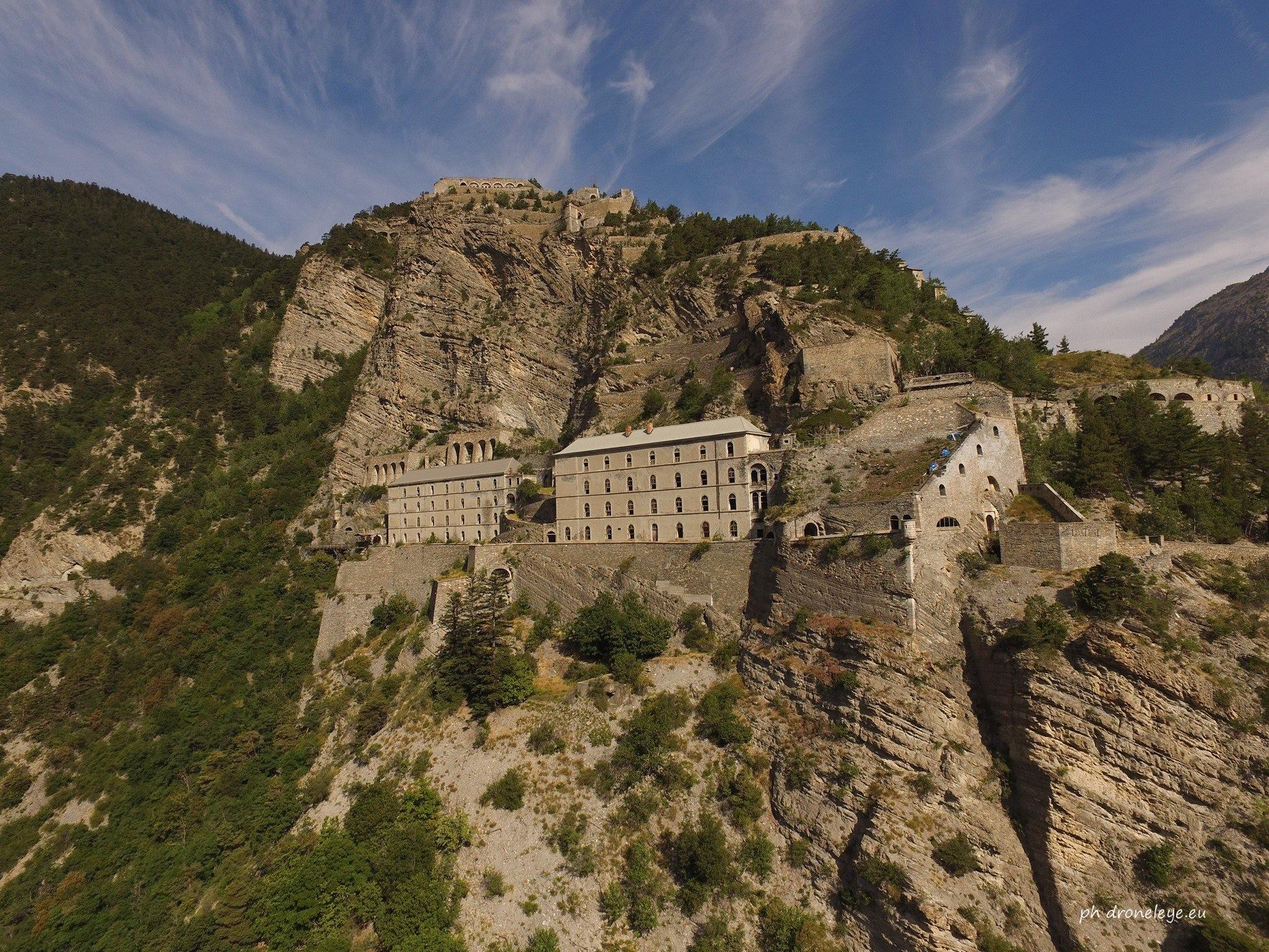 Toutroux, Valle dell'Ubaye