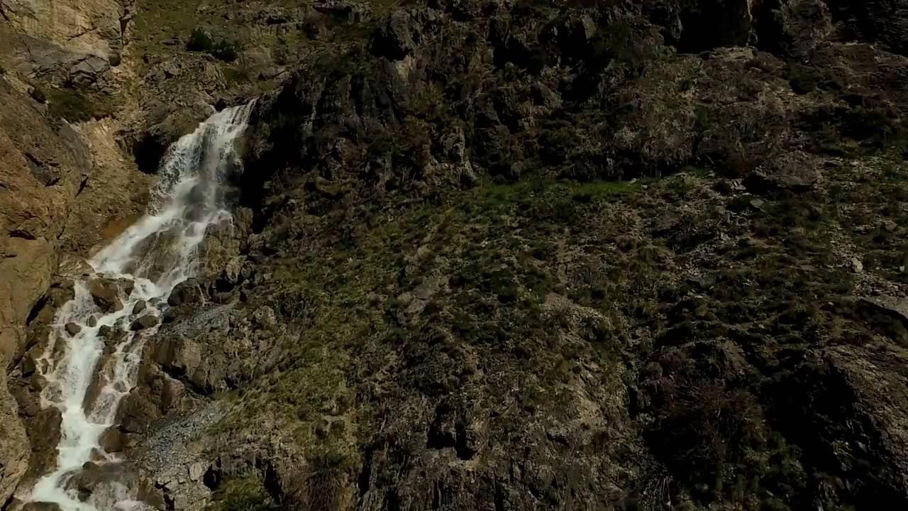 La Cascata dei Roburent