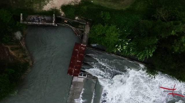 Vertigini sul fiume Stura