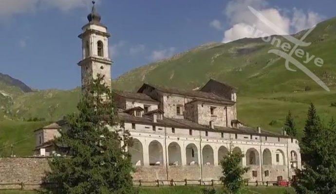 Il Santuario di Castelmagno, parte prima