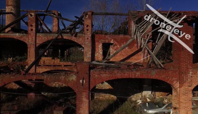 La Fornace abbandonata di Boves