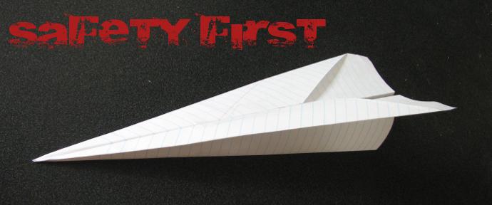 Safety First: 8 argomenti su cui riflettere